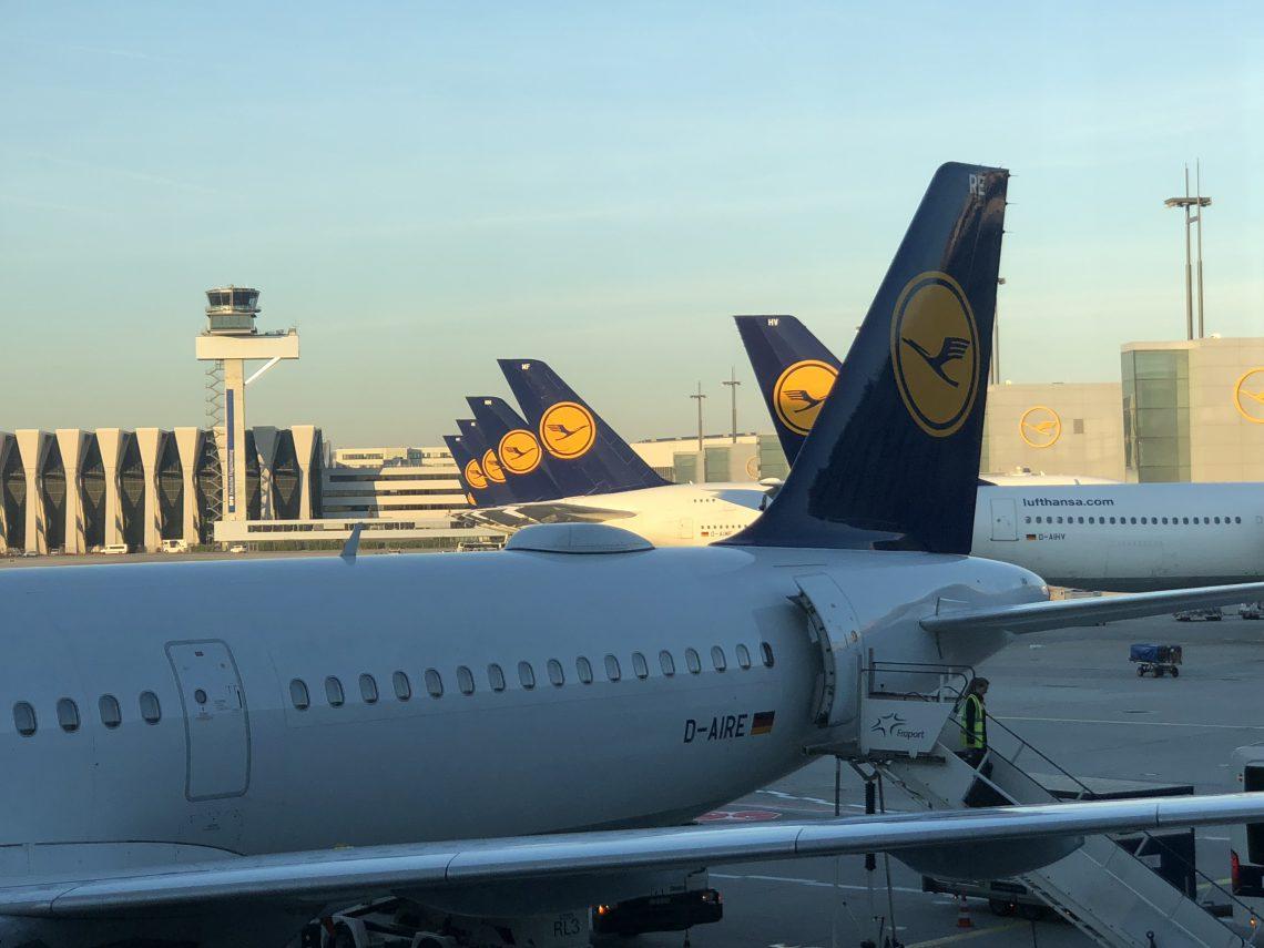 Kündigungen bei der Lufthansa abgewendet?